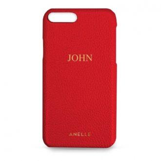 Iphone 7 8 Plus Red Poppy