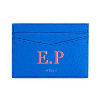 Card Case Blue Sapphie