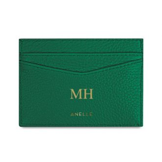 Card Case Green Emerald