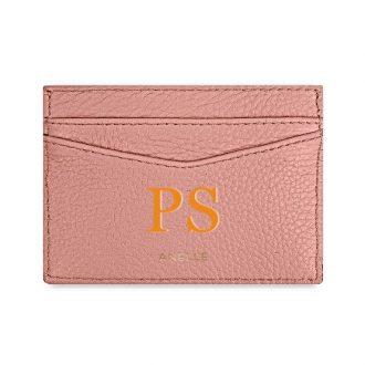 Card Case Pink Rose