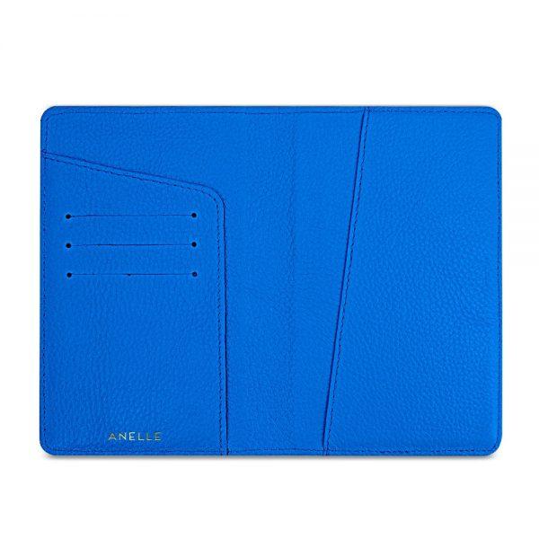 Blue Sapphire front passport