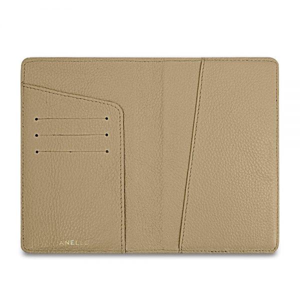 beach beige front passport